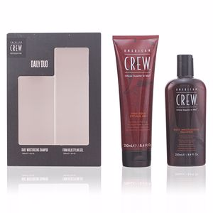Hair gift set DAILY MOISTURIZING SHAMPOO SET American Crew