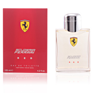 SCUDERIA FERRARI RED edt vaporizador 125 ml