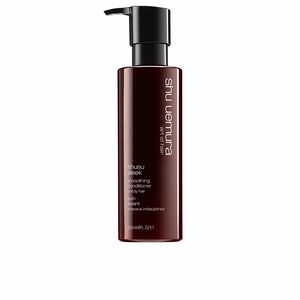 Anti frizz hair products SHUSU SLEEK conditioner Shu Uemura