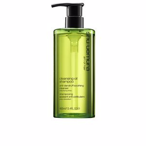 Shampooing antipelliculaire CLEANSING OIL shampoo anti-dandruff soothing cleanser Shu Uemura
