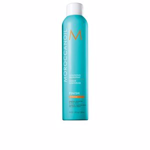 Haarstylingprodukt - Haarstylingprodukt FINISH luminous hairspray strong Moroccanoil