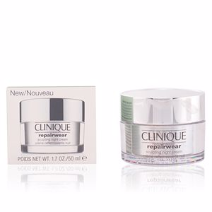 Soin du visage raffermissant REPAIRWEAR UPLIFTING sculpting night cream Clinique