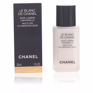 Foundation makeup LE BLANC DE CHANEL base lumière universelle Chanel