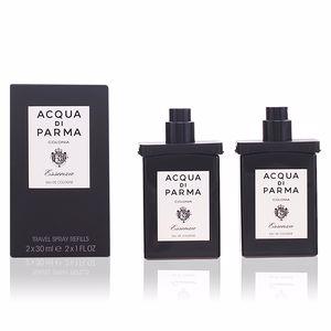 ESSENZA eau de cologne travel spray refills 2 x 30 ml