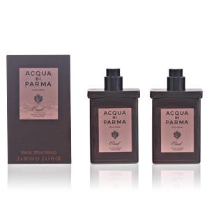 COLONIA OUD eau de cologne travel spray refills 2x30 ml