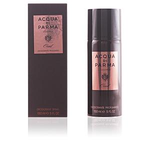 Deodorant COLONIA OUD deodorant spray Acqua Di Parma