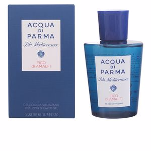 Shower gel BLU MEDITERRANEO FICO DI AMALFI vitalizing shower gel Acqua Di Parma