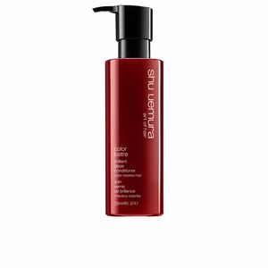 Conditioner for colored hair - Shiny hair products COLOR LUSTRE brilliant glaze conditioner Shu Uemura