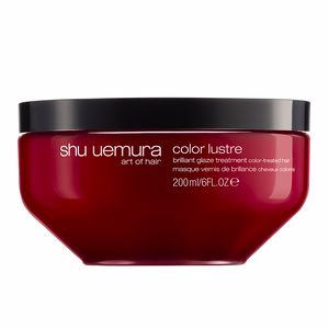 Shiny hair mask COLOR LUSTRE brilliant glaze treatment