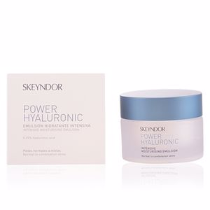 Anti aging cream & anti wrinkle treatment POWER HYALURONIC emulsión hidratante intensiva Skeyndor