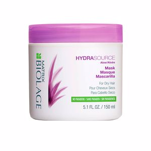 Hair mask for damaged hair HYDRASOURCE mask Biolage