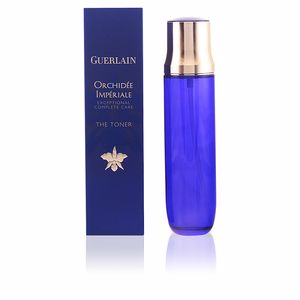 Face moisturizer - Anti aging cream & anti wrinkle treatment ORCHIDÉE IMPÉRIALE the toner Guerlain