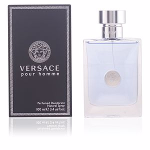 VERSACE POUR HOMME perfumed deodorant spray 100 ml