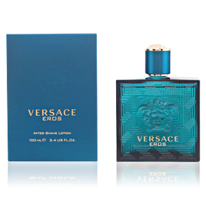 Après-rasage EROS after-shave lotion Versace
