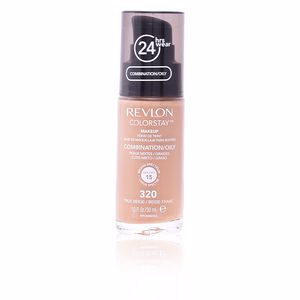 Revlon Make Up, COLORSTAY foundation combination/oily skin #320-true beige