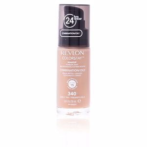 Revlon Make Up, COLORSTAY foundation combination/oily skin #340-earyly tan
