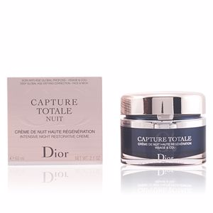 Antifatigue facial treatment CAPTURE TOTALE crème nuit haute régénération Dior