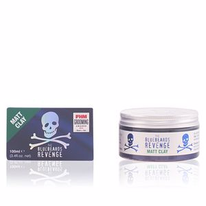 Haarstylingprodukt HAIR matt clay The Bluebeards Revenge