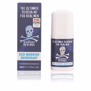 THE ULTIMATE FOR REAL MEN deodorant eco warrior 50 ml
