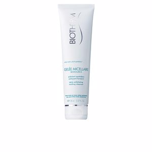 BIOSOURCE gelée micellaire daily exfoliant 150 ml