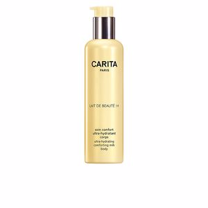 Hydratant pour le corps LAIT DE BEAUTE soin confort ultra-hydratant Carita