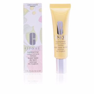 Prebase maquillaje SUPERPRIMER colour corrects redness Clinique