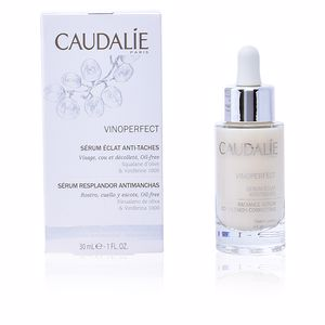 Anti blemish treatment cream VINOPERFECT sérum éclat anti-taches Caudalie