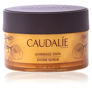 Exfoliant corporel COLLECTION DIVINE gommage divin Caudalie