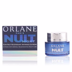 Anti aging cream & anti wrinkle treatment ANTI-RIDES EXTREME NUIT soin nuit régénérant Orlane