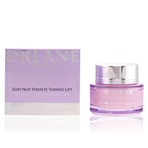 Anti aging cream & anti wrinkle treatment FERMETÉ soin nuit fermeté thermo lift Orlane