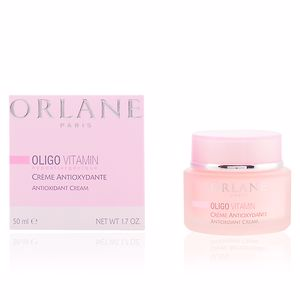 Antifatigue facial treatment OLIGO VITAMIN crème anti oxydante Orlane