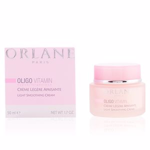 Anti redness treatment cream OLIGO VITAMIN crème légère apaisante Orlane