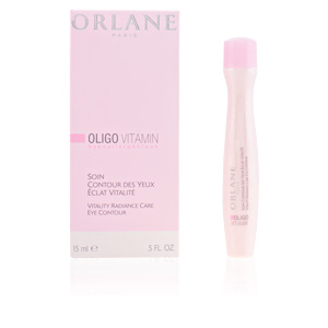 Dark circles, eye bags & under eyes cream OLIGO VITAMIN soin contour des yeux Orlane