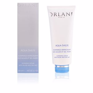 Cellulite cream & treatments CORPS aqua svelte gommage amincissant aux algues Orlane
