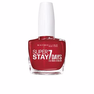 SUPERSTAY nail gel color #006-deep red
