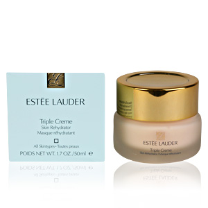 Face mask TRIPLE CREME skin rehydrator Estée Lauder