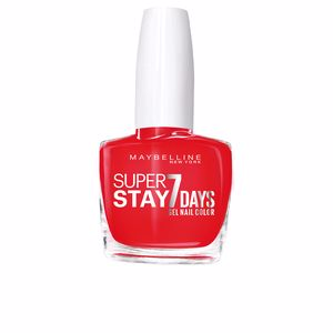 Esmalte de unhas SUPERSTAY nail gel color Maybelline