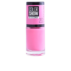 COLOR SHOW nail 60 seconds #262-pink boom