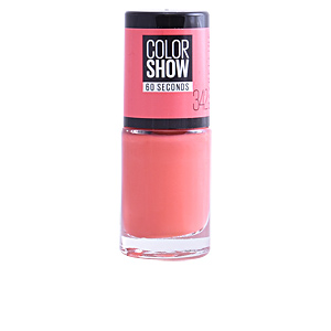 COLOR SHOW nail 60 seconds #342-coral craze