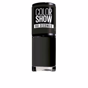 COLOR SHOW nail 60 seconds #677-blackout