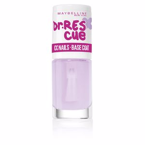 Esmalte de uñas DR.RESCUE nail care polish base coat Maybelline