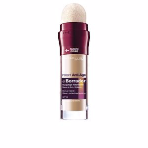 EL BORRADOR instant anti-age make up #030-sand