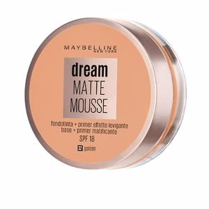 Foundation Make-up DREAM MATT mousse  Maybelline