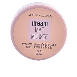 DREAM MATT mousse #40-fawn
