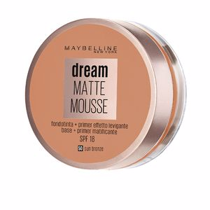 Fondation de maquillage DREAM MATT mousse  Maybelline