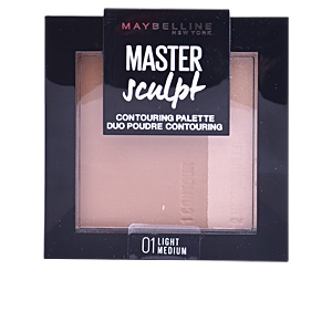 Loser Puder MASTER SCULPT contouring foundation Maybelline
