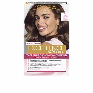 Tintes EXCELLENCE CREME #5-castaño claro L'Oréal París