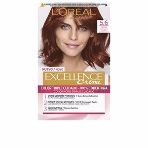 Dye EXCELLENCE CREME #5,6 caoba L'Oréal París