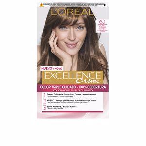 Tintes EXCELLENCE CREME #6,1 rubio oscuro ceniza L'Oréal París