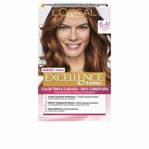 Tintes EXCELLENCE CREME #6,41 avellana L'Oréal París